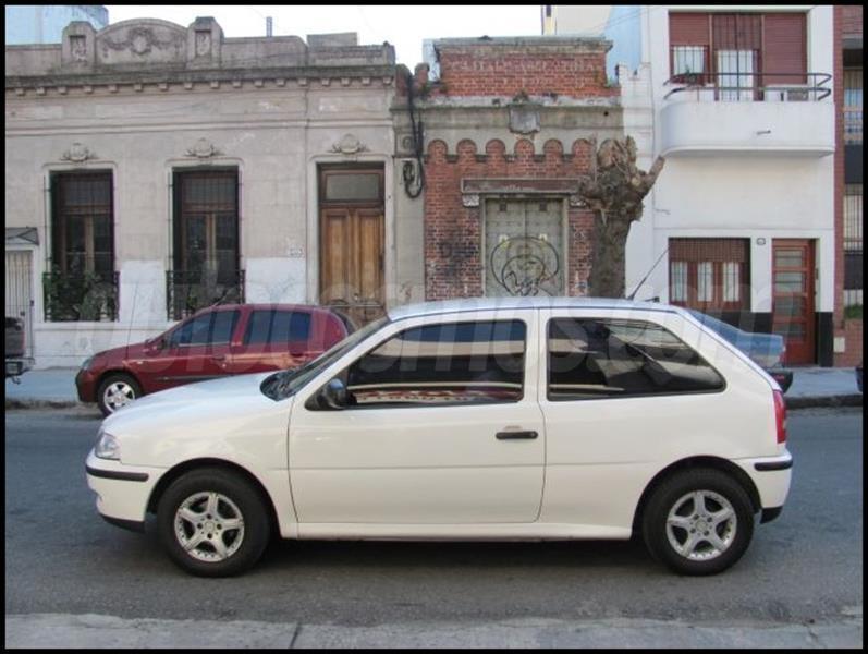 Volkswagen Gol 3P 1.6 Power Dh Aa 2003