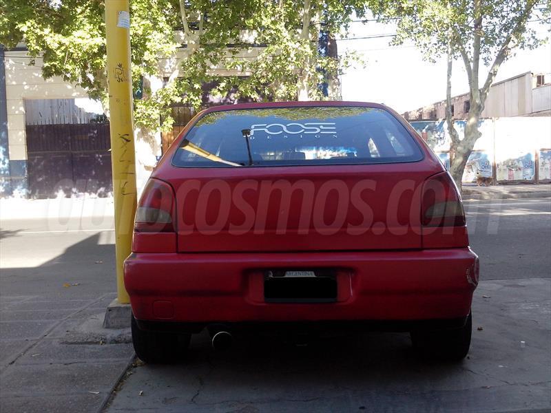 Venta Autos Usado Mendoza Volkswagen Gol 3p 1 6 Gl Mi