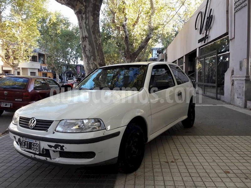 foto Volkswagen Gol 5P 1.6 Power Full usado