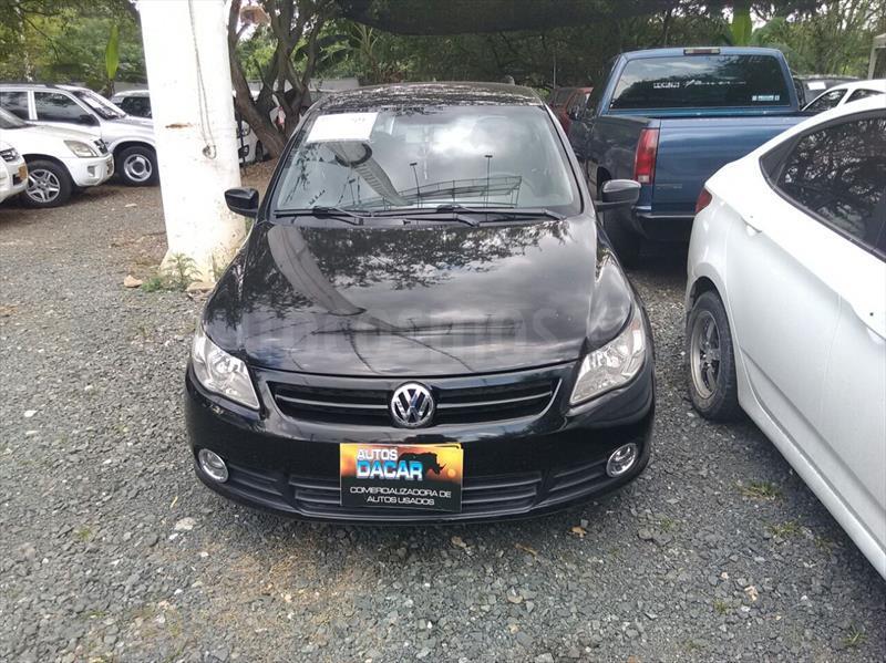 foto Volkswagen Gol Comfortline usado (2009) color Negro precio $24.000.000