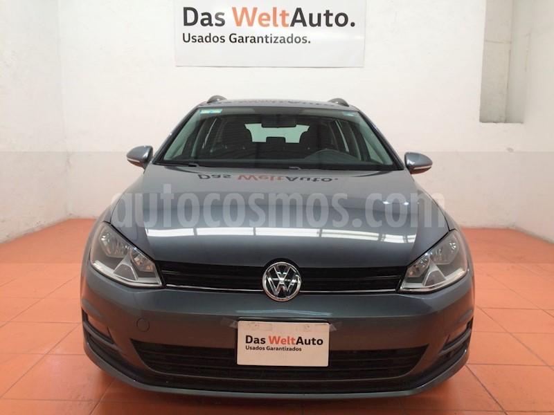 foto Volkswagen Golf Sportwagen 2.5L Tiptronic  Seminuevo