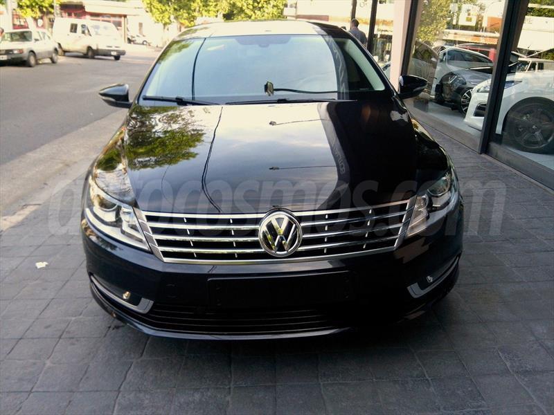 Volkswagen Passat CC TSI Highline DSG 4Motion 2013