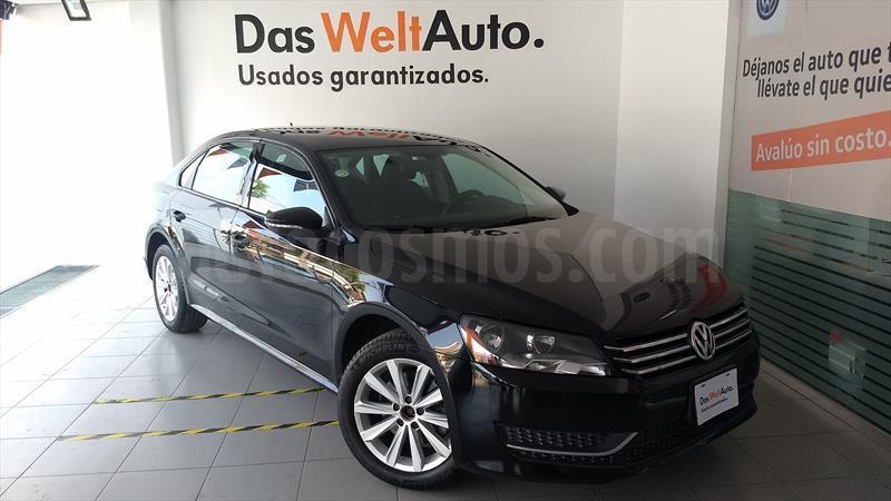 foto Volkswagen Passat Tiptronic Comfortline Seminuevo