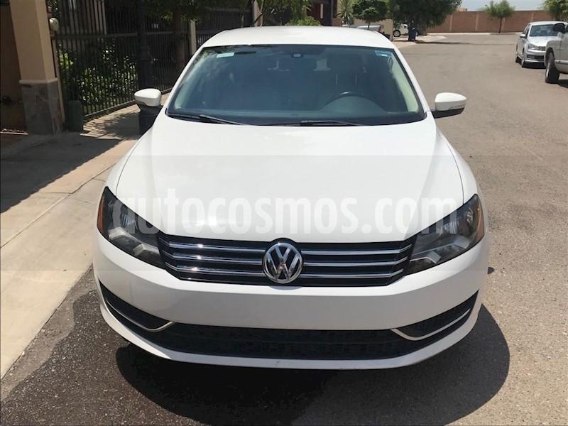 Volkswagen Passat Tiptronic Sportline usado (2014) color Blanco precio $195,000