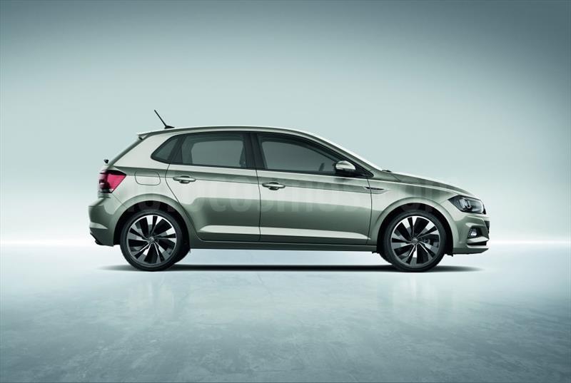 foto Volkswagen Polo 5P Comfortline Plus Aut nuevo