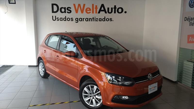 foto Volkswagen Polo 1.6L Comfortline 5P Seminuevo