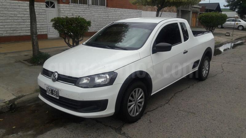 foto Volkswagen Saveiro 1.6 Cabina Extendida Safety + Pack High usado