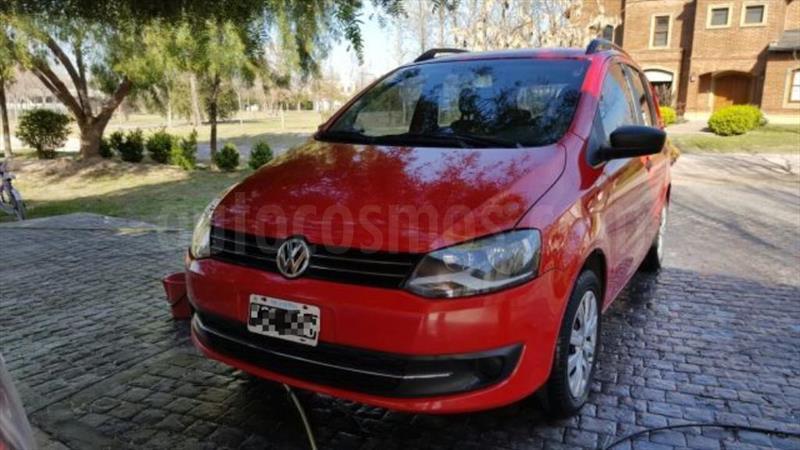 Venta Autos Usado Cordoba Volkswagen Suran Comfortline