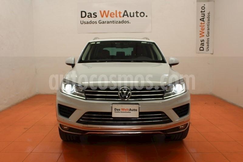foto Volkswagen Touareg 3.0L V6 TDI usado