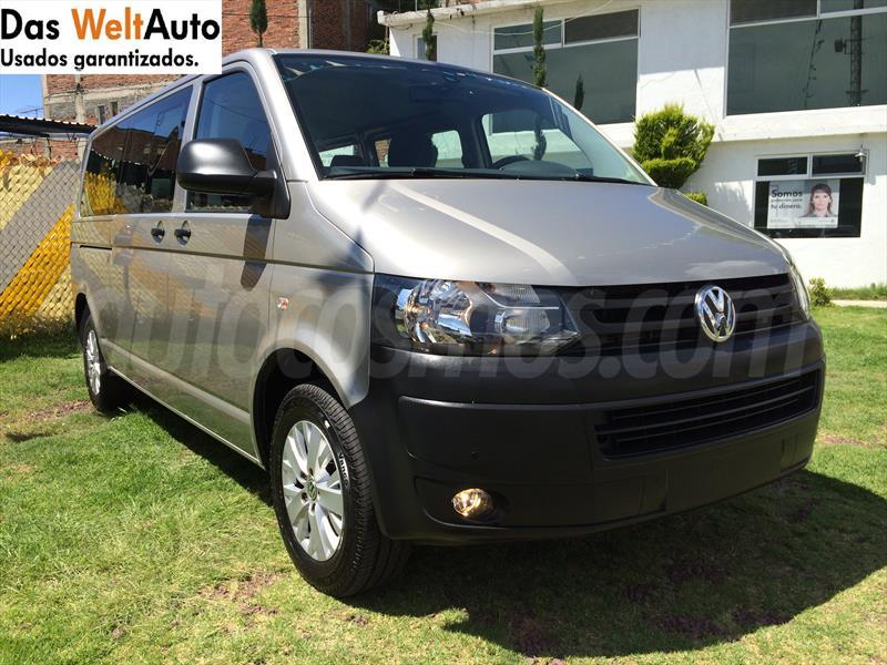 Volkswagen Transporter Pasajeros 2014