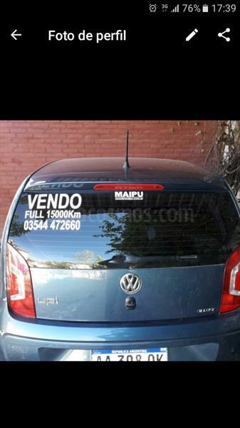 foto Volkswagen up! 5P 1.0 high up! usado