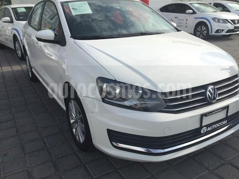 Volkswagen Vento Vento Comfortline Tip Usado 2017 Color Blanco