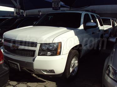 Foto venta Auto Seminuevo Chevrolet Tahoe LT Paq E 4x4 (2008) color Blanco precio $268,000