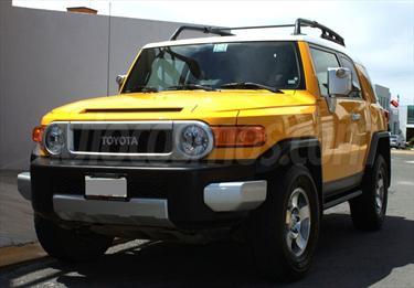 Foto Toyota FJ Cruiser Premium