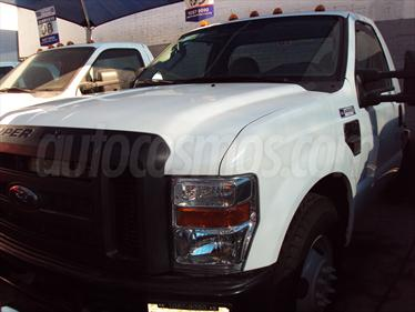 Foto venta Auto Seminuevo Ford F-350 XL 5.4L Super Duty Aa (2009) color Blanco Oxford precio $210,000
