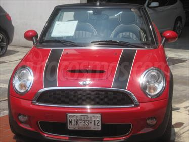 Foto MINI Cooper Convertible S Hot Chili