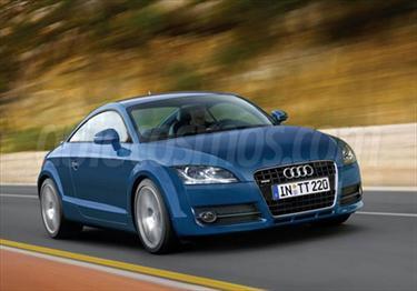Foto Audi TT Coupe 1.8 T FSI (160Cv)