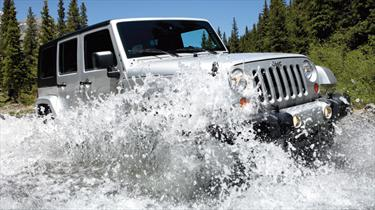 foto Jeep Wrangler Sport
