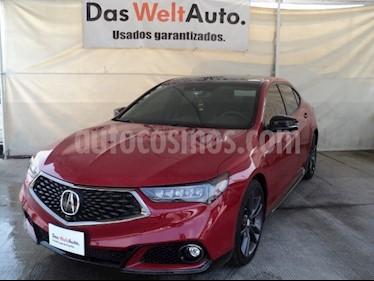Foto venta Auto Seminuevo Acura ILX A-Spec (2018) color Rojo Barroco precio $649,000