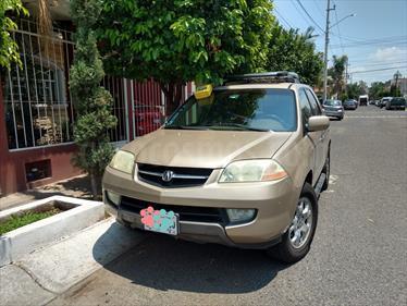 Foto venta Auto Seminuevo Acura MDX 3.5L (2002) color Champagne precio $98,000