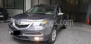 Foto venta Auto Seminuevo Acura MDX 3.7L (2010) color Gris precio $215,000