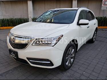Foto venta Auto Seminuevo Acura MDX SH-AWD (2016) color Blanco precio $590,000