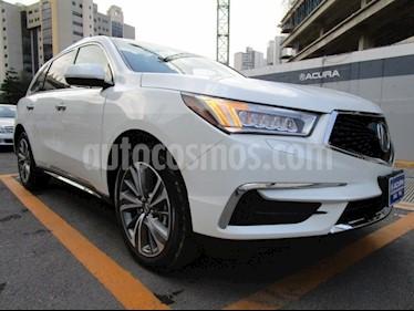 Foto venta Auto Seminuevo Acura MDX SH-AWD (2018) color Blanco precio $854,900