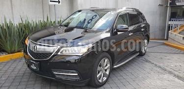 Foto venta Auto usado Acura MDX SH-AWD (2016) color Negro precio $510,000