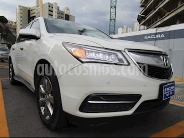 Foto venta Auto Seminuevo Acura MDX SH-AWD (2014) color Blanco Diamante precio $425,000
