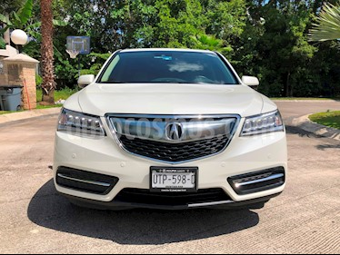 Foto venta Auto usado Acura MDX SH-AWD (2016) color Blanco Diamante precio $515,000