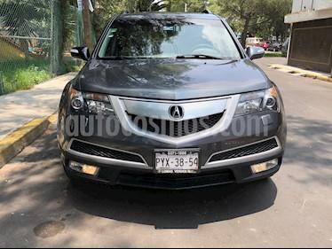 Foto venta Auto Seminuevo Acura MDX SH-AWD (2012) color Gris precio $248,000
