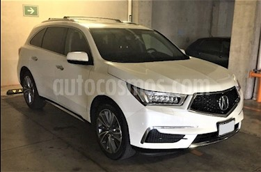 Foto venta Auto Seminuevo Acura MDX SH-AWD (2017) color Blanco precio $719,000