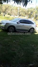 Foto venta Auto usado Acura MDX SH-AWD (2014) color Plata precio $398,000