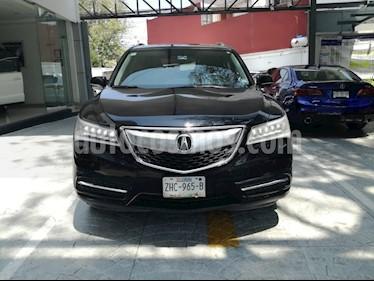 Foto venta Auto Seminuevo Acura MDX SH-AWD (2014) color Negro precio $351,000