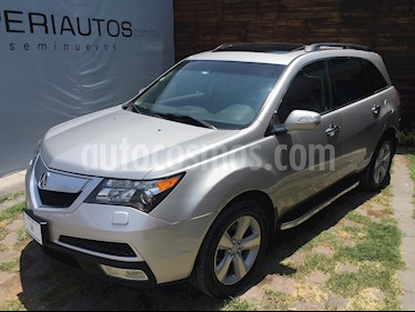 Foto venta Auto Seminuevo Acura MDX SH-AWD (2010) color Plata precio $198,000