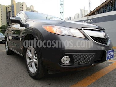 Foto venta Auto Usado Acura RDX 3.5L (2014) color Grafito precio $299,000
