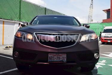 Foto venta Auto Usado Acura RDX 3.5L  (2013) color Gris Tungsteno precio $245,000