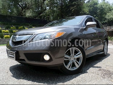 Foto venta Auto Usado Acura RDX 3.5L  (2013) color Gris Tungsteno precio $269,000