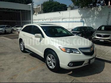 Foto venta Auto Seminuevo Acura RDX 3.5L  (2013) color Blanco precio $279,000