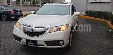 Foto venta Auto Seminuevo Acura RDX 3.5L  (2013) color Blanco precio $278,000