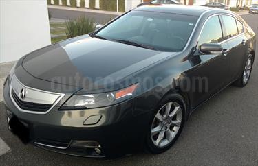Foto venta Auto Seminuevo Acura TL 3.5L (2012) color Gris Oxford precio $229,000