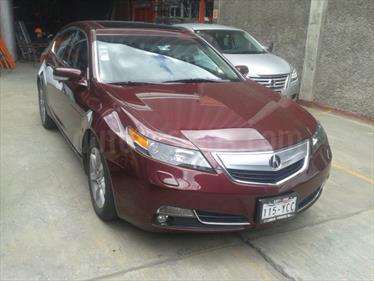 Foto venta Auto usado Acura TL 3.5L (2012) color Rojo precio $200,000