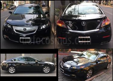 Foto venta Auto usado Acura TL 3.5L (2013) color Negro precio $240,000