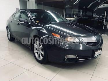 Foto venta Auto Seminuevo Acura TL 3.5L (2013) color Gris precio $205,000