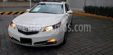 Foto venta Auto Seminuevo Acura TL 3.5L (2012) color Blanco precio $219,000