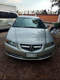 Foto venta Auto usado Acura TL 3.7L (2007) color Plata precio $110,000