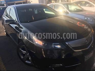 Foto venta Auto usado Acura TL 3.7L (2012) color Negro precio $230,000