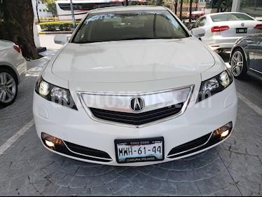 Foto venta Auto Seminuevo Acura TL 3.7L (2013) color Blanco precio $285,000