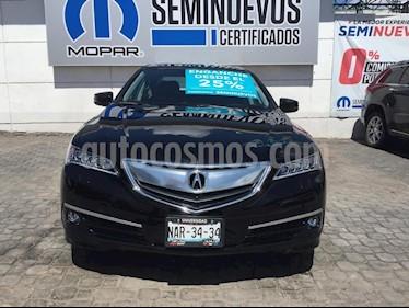 Foto venta Auto Seminuevo Acura TLX Advance (2017) color Negro precio $425,000