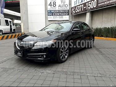 Foto venta Auto Seminuevo Acura TLX Advance (2015) color Negro precio $339,000